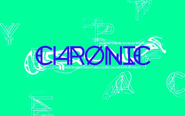 Chronic_web_font