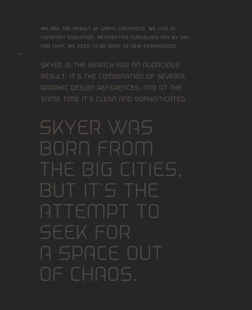 Skyer_typeface_font_image
