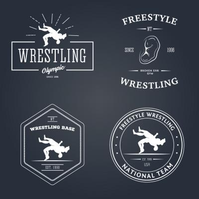 Free Wrestling Logo Maker Pro Wrestling Logo Creator Wrestling Logo Generator Create A Professional Wrestling Logo Template